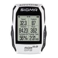 Sigmasport - Sigma Compteur Rox 11.0 Basic Gps