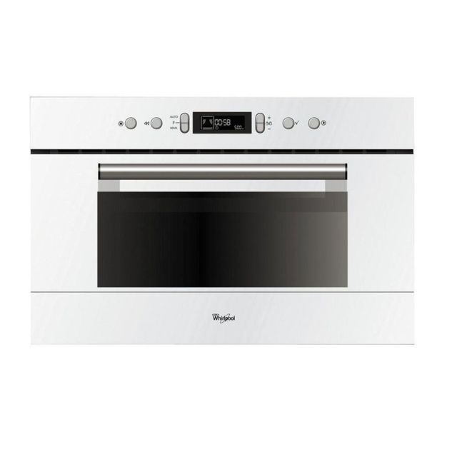 Whirlpool Four Micro-Ondes Intégrable Amw703WH Blanc - Achat Four micro-onde 40d30bd32e62