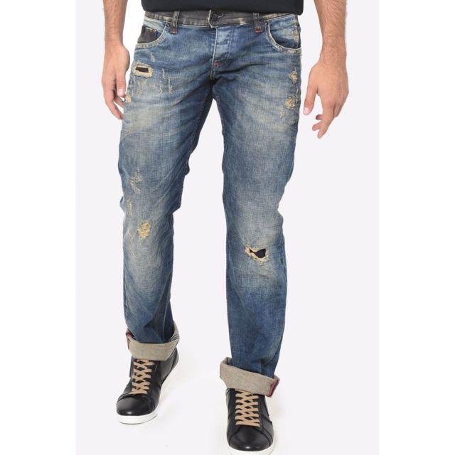 Kaporal 5 Jeans straight Drop pas cher Achat Vente