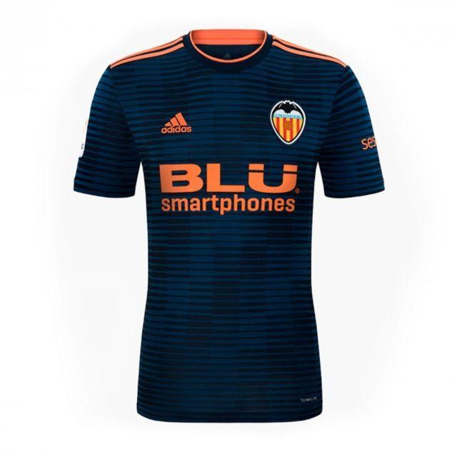 Maillot Domicile Valencia CF Homme