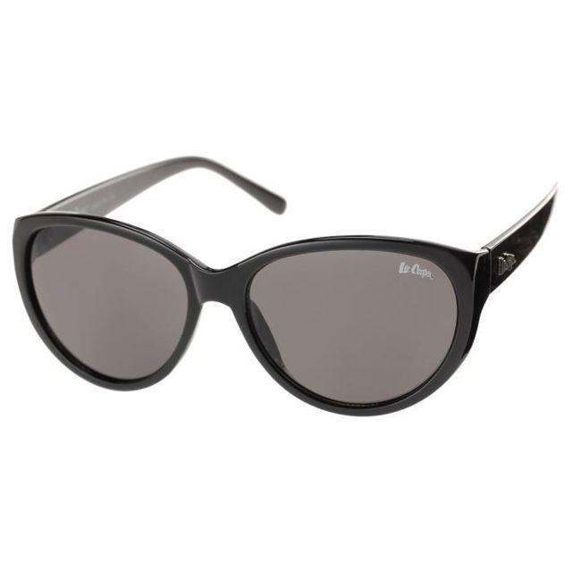 81360816c68 Lee Cooper - Lunettes de Soleil Noir Mixte - pas cher Achat   Vente Lunettes  Tendance - RueDuCommerce