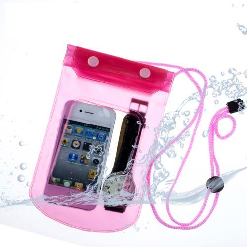 Lapinette - Housse Etanche Waterproof Compatible Samsung Galaxy S3 Mini - Rose