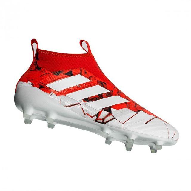 watch 31136 17b9f ... FG AG Chaussures de football Bleu Rose Argent adidas ace 17 purecontrol  pas cher .