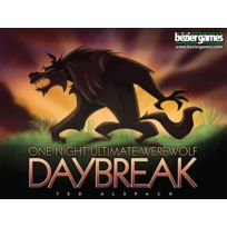 Bezier Games - Jeux de société - One Night Ultimate Werewolf Daybreak