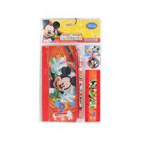 Mickey - Set de Papeterie 5 pièces
