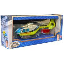 John World - Hélicoptère City Express vert