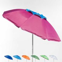 Beachline - Parasol de plage 180 cm aluminium antive