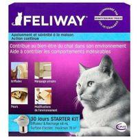Ceva - Feliway Diffuseur + recharge anti-stress 48 ml - Pour chat