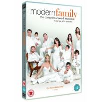 Twentieth Century Fox - Modern Family Season 2 IMPORT Anglais, IMPORT Coffret De 4 Dvd - Edition simple