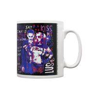 Pyramid - Mug Suicide Squad Harley Quinn Joker Tag