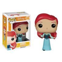 FunKo - La Petite Sirène - Figurine Pop! Disney Ariel en robe bleu - 9 cm