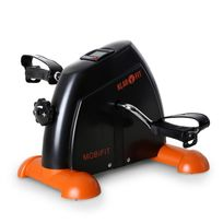 KLARFIT - Minibike 2G Mini vélo bras et jambes 100kg -orange