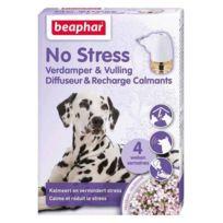 Beaphar - Diffuseur + Recharge Calmant 30J No Stress pour Chien 30ml