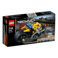 Lego - La moto du cascadeur - 42058