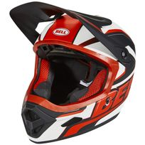 Bell - Transfer-9 - Casque intégral - rouge