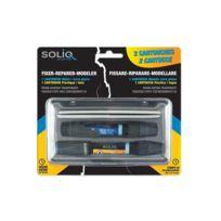 Passat Outillage - Set de 2 stylos de réparation avec cartouches résine  Soliq Blue Light Repair 1de155f617e3