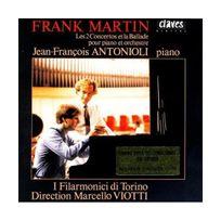 Claves - Concertos & ballade pour piano & orchestre