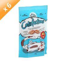 Catisfactions - Catisfaction Sachets saumon 60g -6