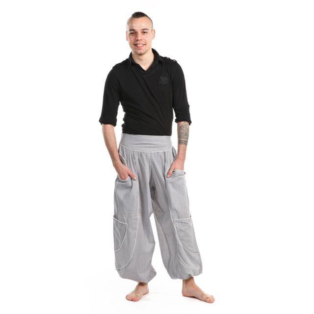 c1fa5e68064a9 Fantazia - Pantalon sarouel baggy aladin homme femm - pas cher Achat ...