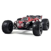 ARRMA - KRATON 6S BLX 4WD 1/8e Monster Truck Rouge RTR