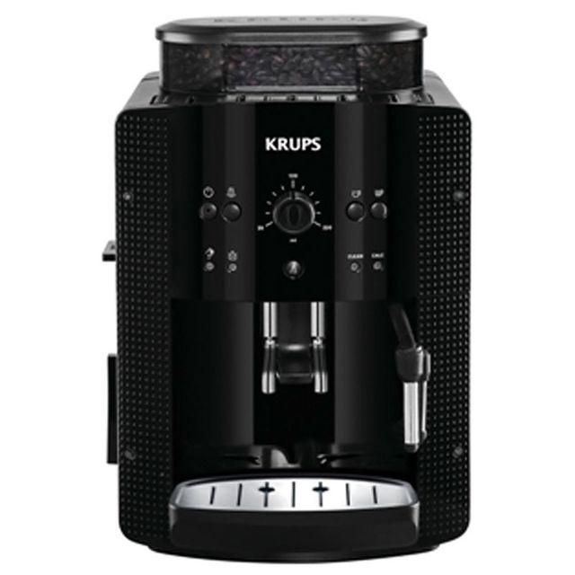 KRUPS - robot café 15 bars noir - yy8125fd