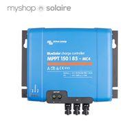 Victron - Régulateur solaire mppt 150/85-mc4 - 12/24/48v energy