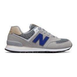 a5c4994d87d New Balance - Chaussures Ml 574 Premium Suede beige gris - pas cher Achat    Vente Baskets homme - RueDuCommerce