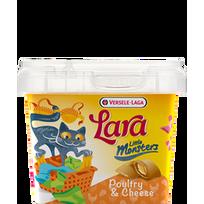 Divers - Lara Little Monsters Crock Poultry & Cheese 75Gr - Versele Laga