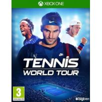 TENNIS WORLD TOUR - Jeu Xbox One