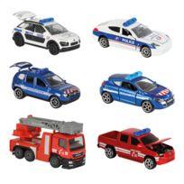 Majorette - Véhicule Premium SOS Cars