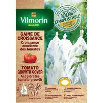 Vilmorin - Housse de croissance pour tomates- farine de céréales - 25µm