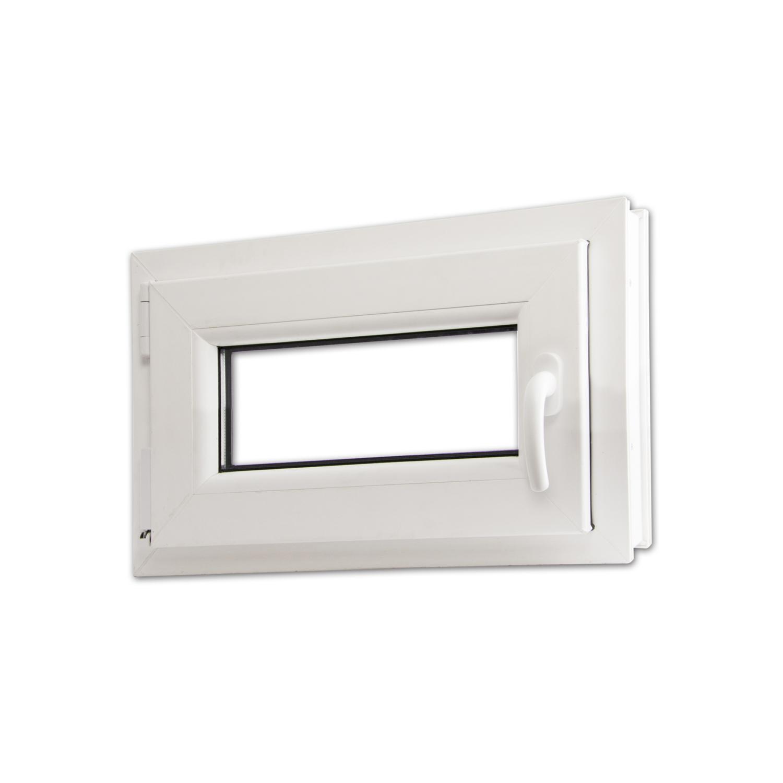 Rocambolesk - Superbe Fenêtre oscillo-battant en Pvc Poignée sur la droite 600 x 400 mm Neuf