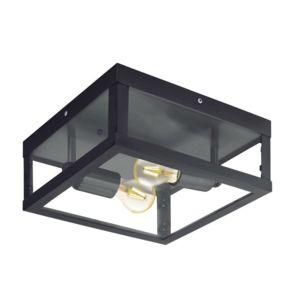luminaire exterieur eglo alamonte plafonnier exterieur 2 lumieres metal noir l29cm 20957 851 Résultat Supérieur 15 Bon Marché Luminaire Noir Stock 2017 Hdj5