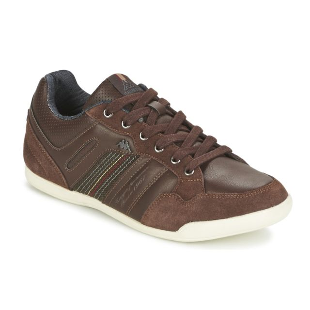 2db7350062284 Kappa - Kinay 2 Chaussure Homme - Taille 41 - Marron - pas cher ...