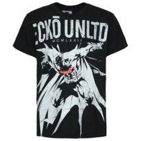 Ecko - T-shirt Unltd Batman Explosive Black