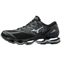 newest 57caf d6b8b Mizuno - Wave Prophecy 8 Noire Chaussures de running
