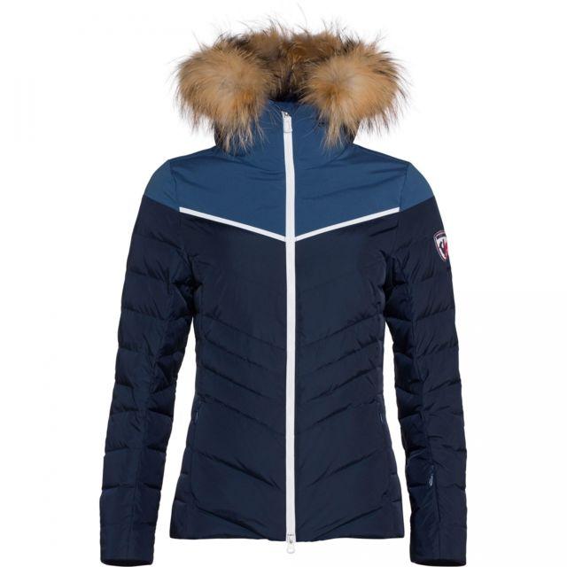 969c36981d954 Rossignol - Veste De Ski Major Jkt Blue Bleu Nuit - pas cher Achat ...