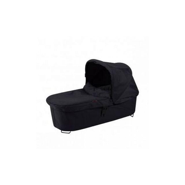 Phil&TEDS - Nacelle Carrycot Snug pour Poussette Phil and Teds Dash Black Naissance à 3 ans