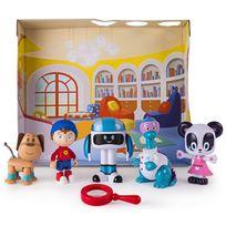 OUI OUI - Pack 5 figurines - 6027953