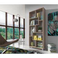 Comfort - Home Innovation - Étagère murale de rangement pour livres,  bibliothèque Salon - Séjour cedf008c09bc