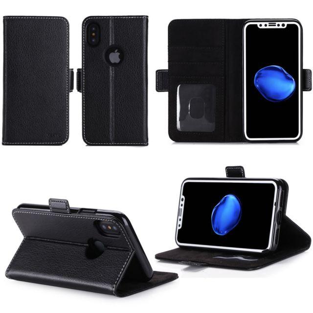 coque iphone xs max avec porte carte