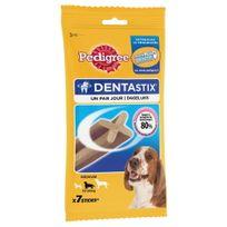 Pedigree - Friandises Dentastix pour Chien de Moyenne Taille - x7