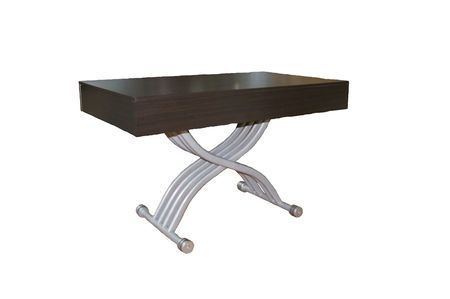 Giovanni Table basse relevable Kubic wengé