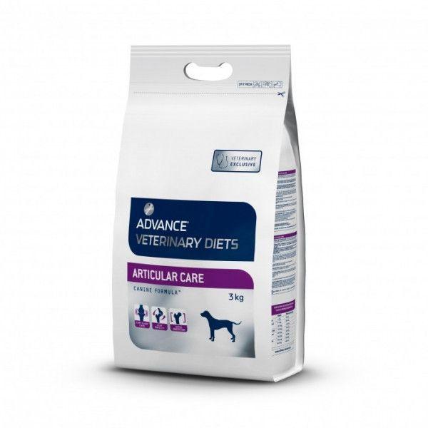 Advance Diet Croquettes Advance pour chiens Veterinary Diets Articular Care Sac 3 kg