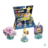 Warner Games - Lego Dimensions - Homer Simpson - Les Simpson
