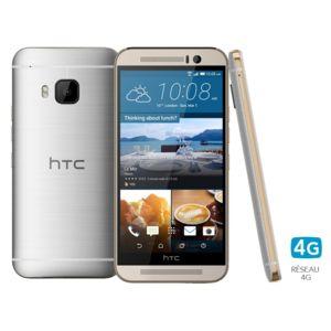 HTC - One M9 Or sur Argent