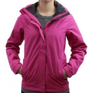 helly hansen new aden jacket ros veste imperm able capuche femme multicouleur xs pas. Black Bedroom Furniture Sets. Home Design Ideas