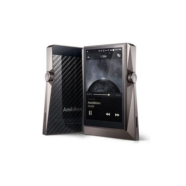 ASTELL&KERN ASTELL-KERN-AK380- LECTEUR AUDIO NOMADE 256GB