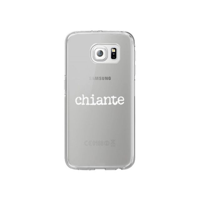 coque galaxy s6 blanc