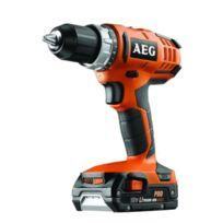 Aeg - Bs 18 G2/1.5 Ah Perceuse-visseuse sans fil avec. 2 Li-Ion batteries & chargeur
